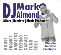 Visit DJ Mark Almond Website